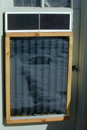 Its not technically part of your solar installation, as it is connected to the battery, not the panels.
