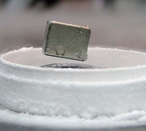 How To Make A Superconductor At Home The Green Optimistic