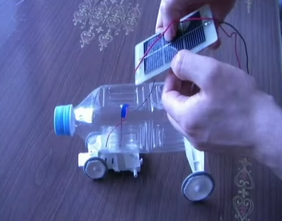How To Build A Solar Powered Car For Your Kids The Green