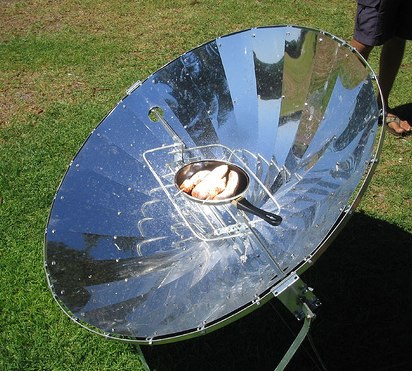 surya solar cooker Project Surya: Cooking Solar Power for The Masses