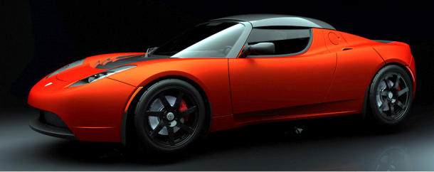 tesla roadster sport the fastest road runner available from june the green optimistic. Black Bedroom Furniture Sets. Home Design Ideas