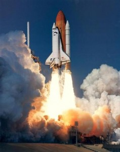 NASA-rocket-launch