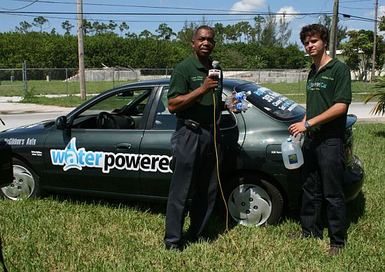 grand bahamas water powered car 4 YGwSM 69 19 Year Old James Tuchel Creates H2O Hybrid Vehicle