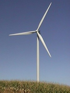 wind turbine 225x300 Researchers Show Simple But Effective Discoveries That Could Enhance Wind Turbines' Efficiency by 18 Percent