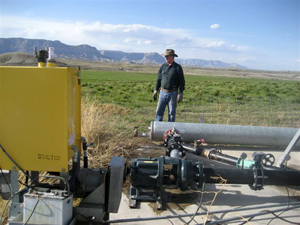 robert barton irrigation Gravity Powered Irrigation System Replaces Diesel Pump and Saves Rancher $3,500 Per Year