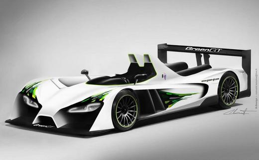 Swiss Automaker Greengt Has Recently Unveiled An All Electric Race Car