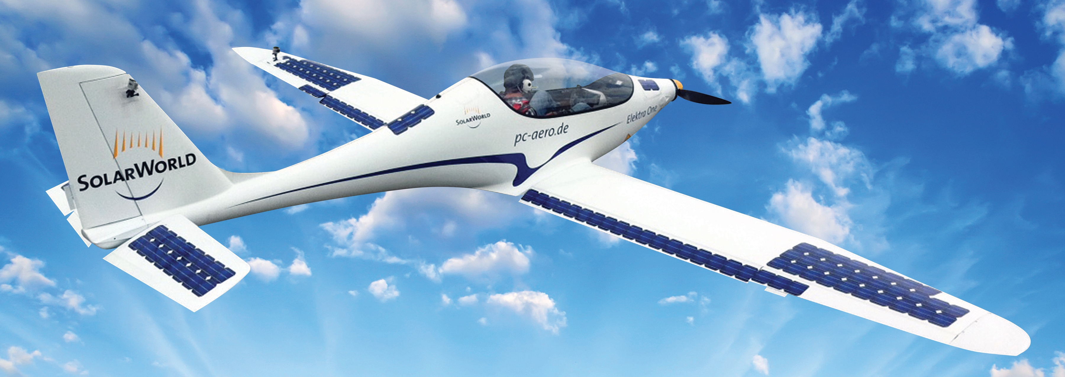 Elektra One Electric Airplane Doubles Range By Installing