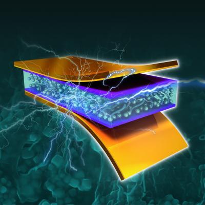 nanocomposite-piezoelectric-generator