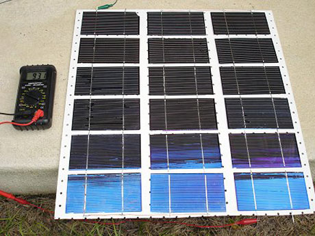 solar panel system how to build a cheap one the green optimistic rh greenoptimistic com