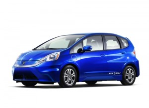 honda fit EV 300x217 At 188 MPGe, Honda Fit EV Receives EPAs Title of Most Fuel Efficient Car