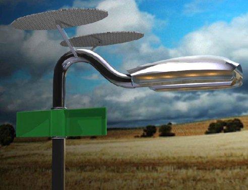 hybrid wind solar