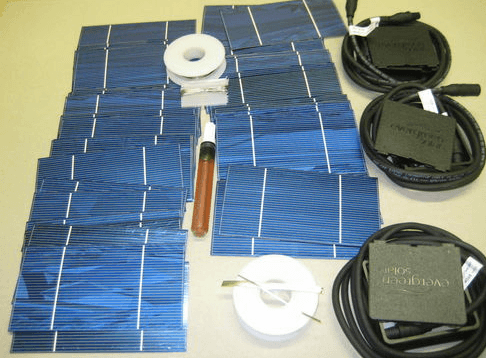 Solar Panel System How To Build A Cheap One The Green