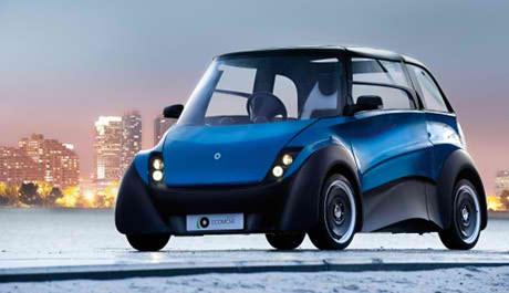 Qbeak Electric Vehicle