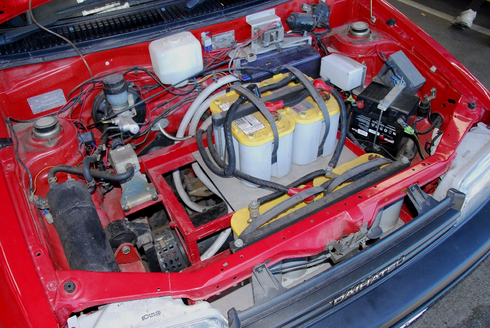 Convert Car To Electric: DIY Electric Car Converters Requesting Government