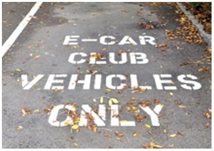 Milton Keynes' E-Car Club