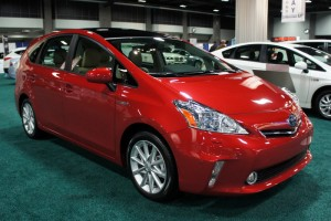 Toyota Prius - Most Popular Hybrid