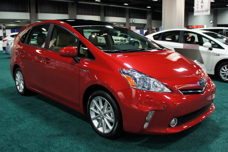 Toyota Prius - Most Popular Hybrid