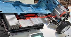Nissan Leaf Power-Train