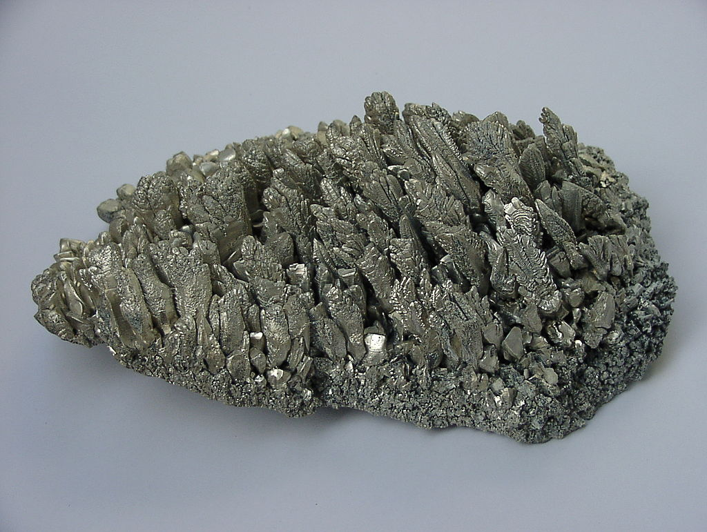 Magnesium [Mg] Crystals