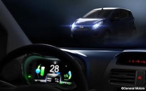 Chevy Spark EV Concept