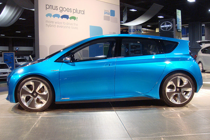 Toyota Prius c Could be The Basis for the Next-Generation Prius