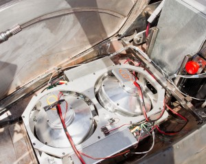 Lit Motors C-1's Twin Gyroscopes