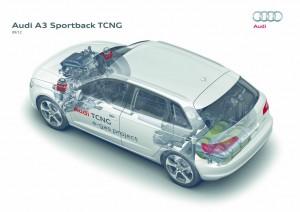 Audi A3 Sportback TCNG
