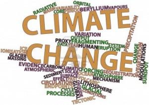 16498502 abstract word cloud for climate change with related tags and terms 300x211 Public Acceptance of Climate Change Affected by Word Usage
