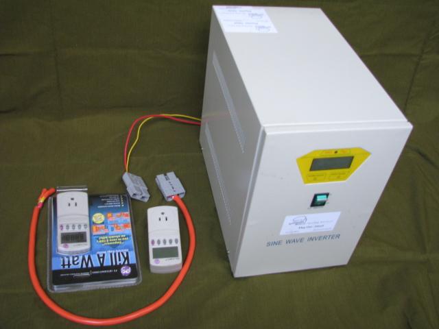 ConVerdant 3kW Prius Plug-Out Kit