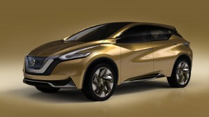 Nissan Resonance Concept - Basis for Nissan's Future Hybrid Lineup