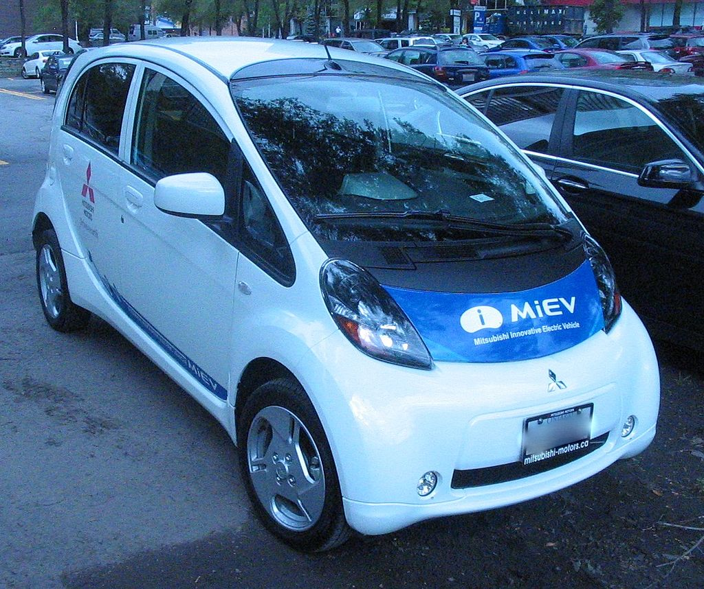 Lease Mitsubishi: Mitsubishi Leases Electric I-MiEV At $69 Per Month! Too