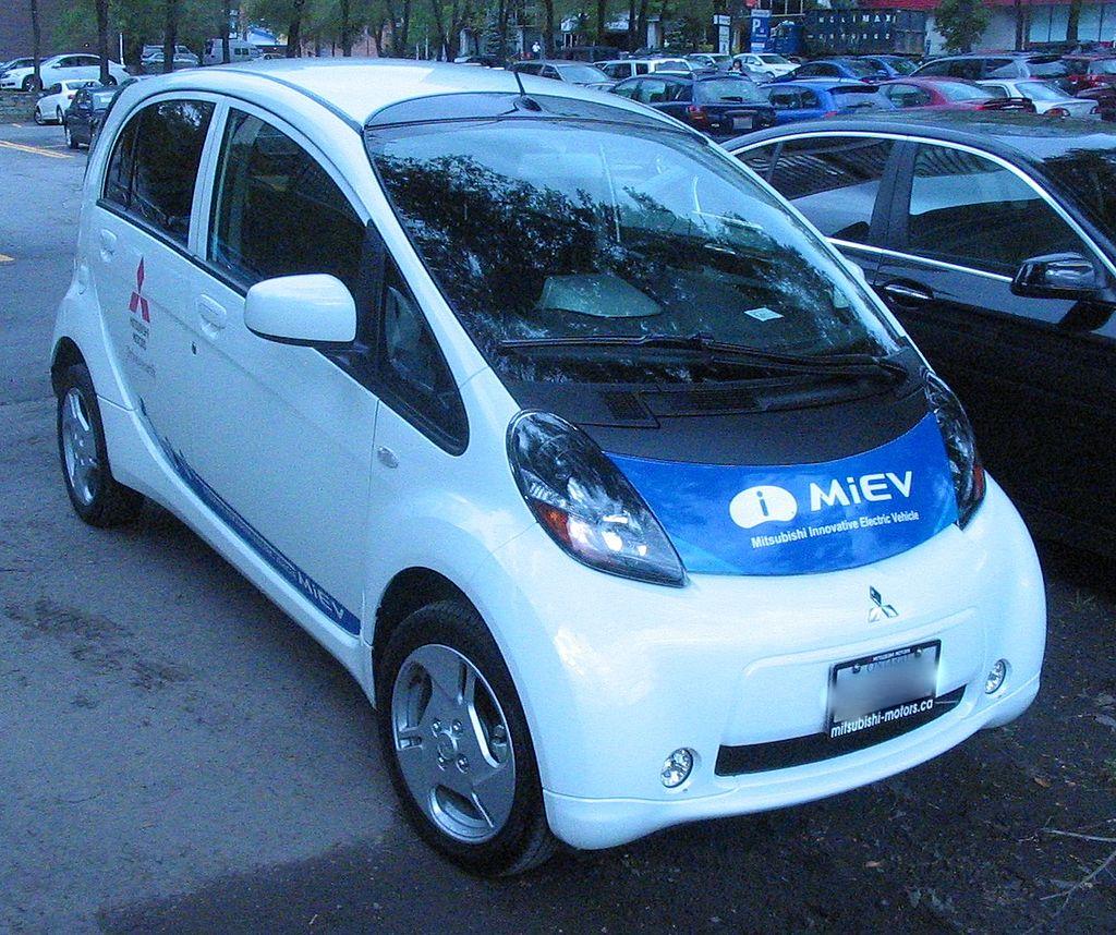 Mitsubishi i-MiEV - As Low As $69/mo