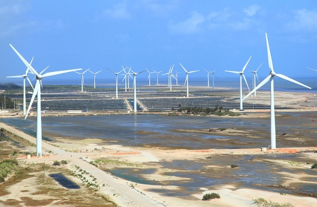 Uruguay wind energy