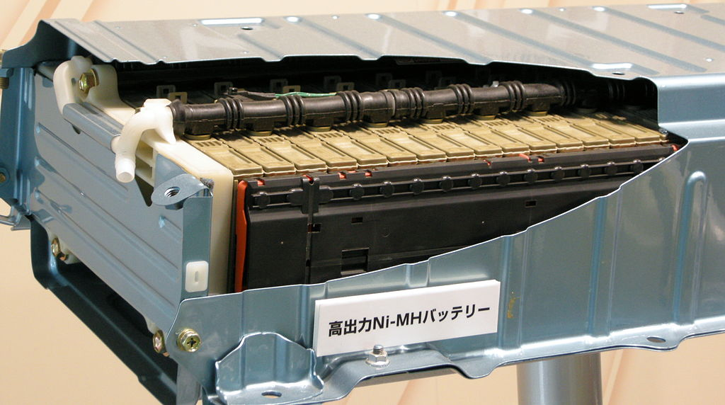 Toyota Recycles Hybrid Batteries For Micro Grid Lications The Green Optimistic