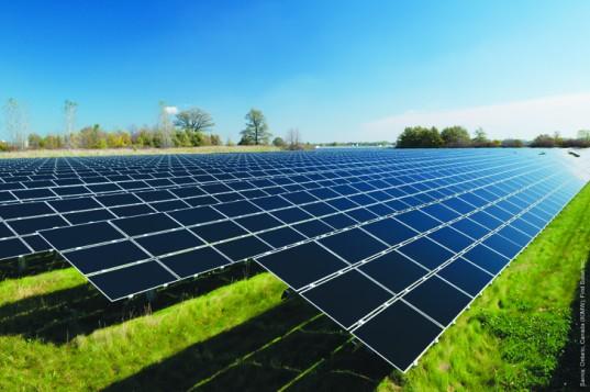 New Mexico solar power