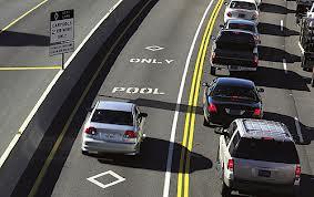 California Hov Lane
