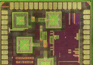 Nanoscale Wireless Device Developed at Columbia University