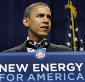 Obama Wants Clean Energy