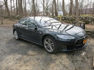 David Nolan's Tesla Model S - Vampire in Disguise?