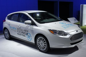 Ford Focus Electric, Just The Beginning for Ford Motor Company and Vehicle Electrification