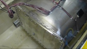 Boeing 787 Dreamliner's New Battery Box Exposed to Three Times Design Capacity to Demonstrate Strength