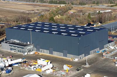 Siemens eröffnet weltgrößte Testzentren für Windturbinen in Dänemark / Siemens opens world's largest wind turbine R&D test facilities