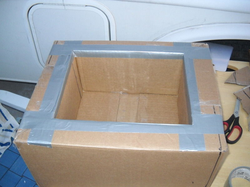 make a solar oven from cardboard box in 5 steps the green optimistic. Black Bedroom Furniture Sets. Home Design Ideas