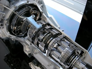 World's First Eight-Speed Automatic Transmission was in the Lexus LS460 and IS-F, Making for Improved Acceleration and Better Overall Fuel Economy