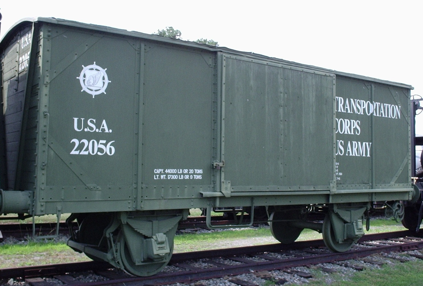 20-Ton Capacity Boxcar - Old Technology Could Become New Energy Storage
