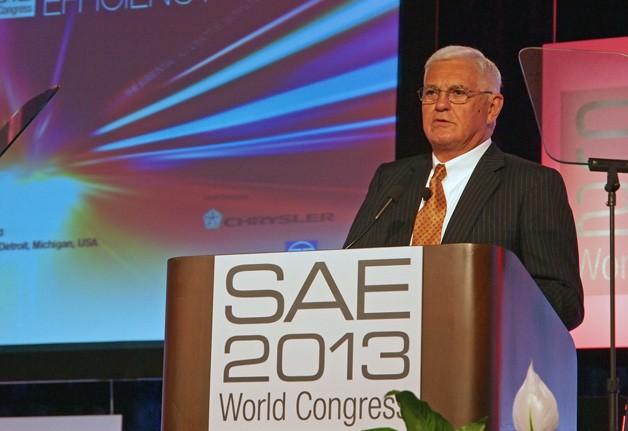 Bob Lutz' Keynote Address at SAE World Congress on Fuel Economy Regulations