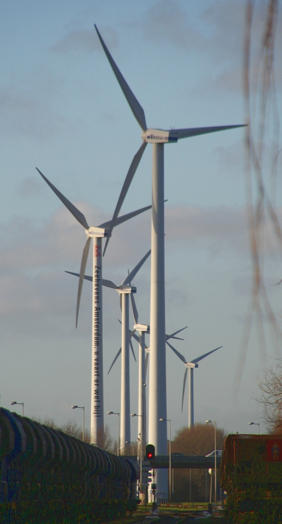 Renewable Energy, Like Wind Farms, Could be Adversely Affected by Senator Wyden's Equal Tax Treatment Proposal