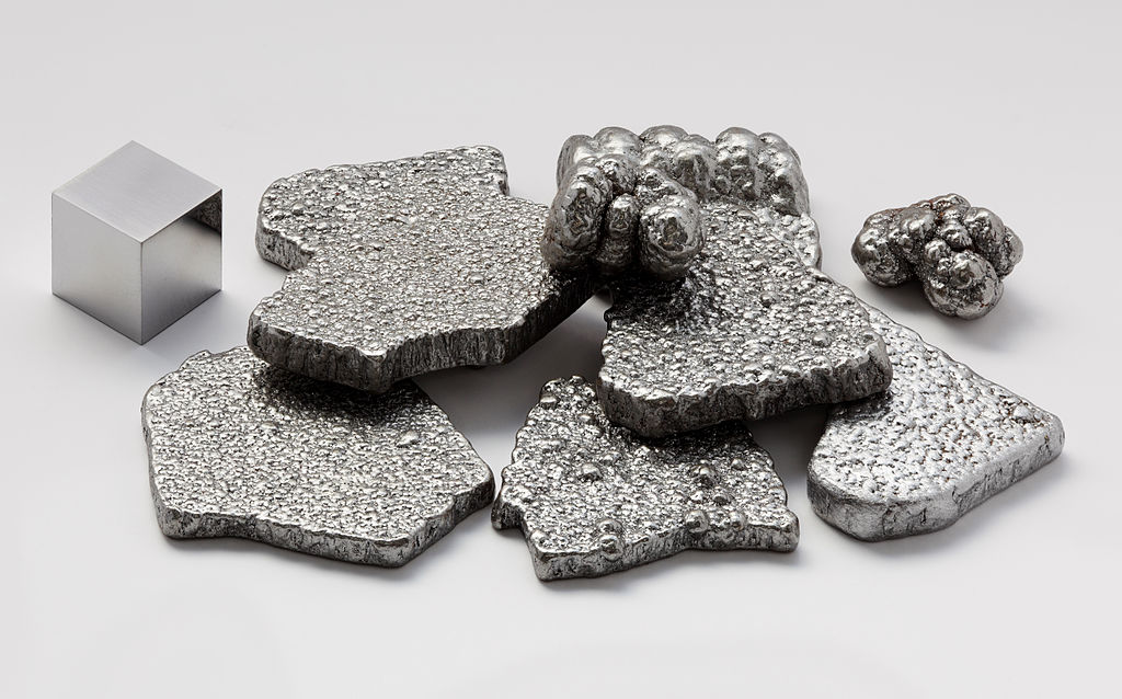 Iron, Produced some 13,500 Times More than Platinum, Discovered to be Excellent (and Cheap) Hydrogen Fuel Electrolytic Catalyst