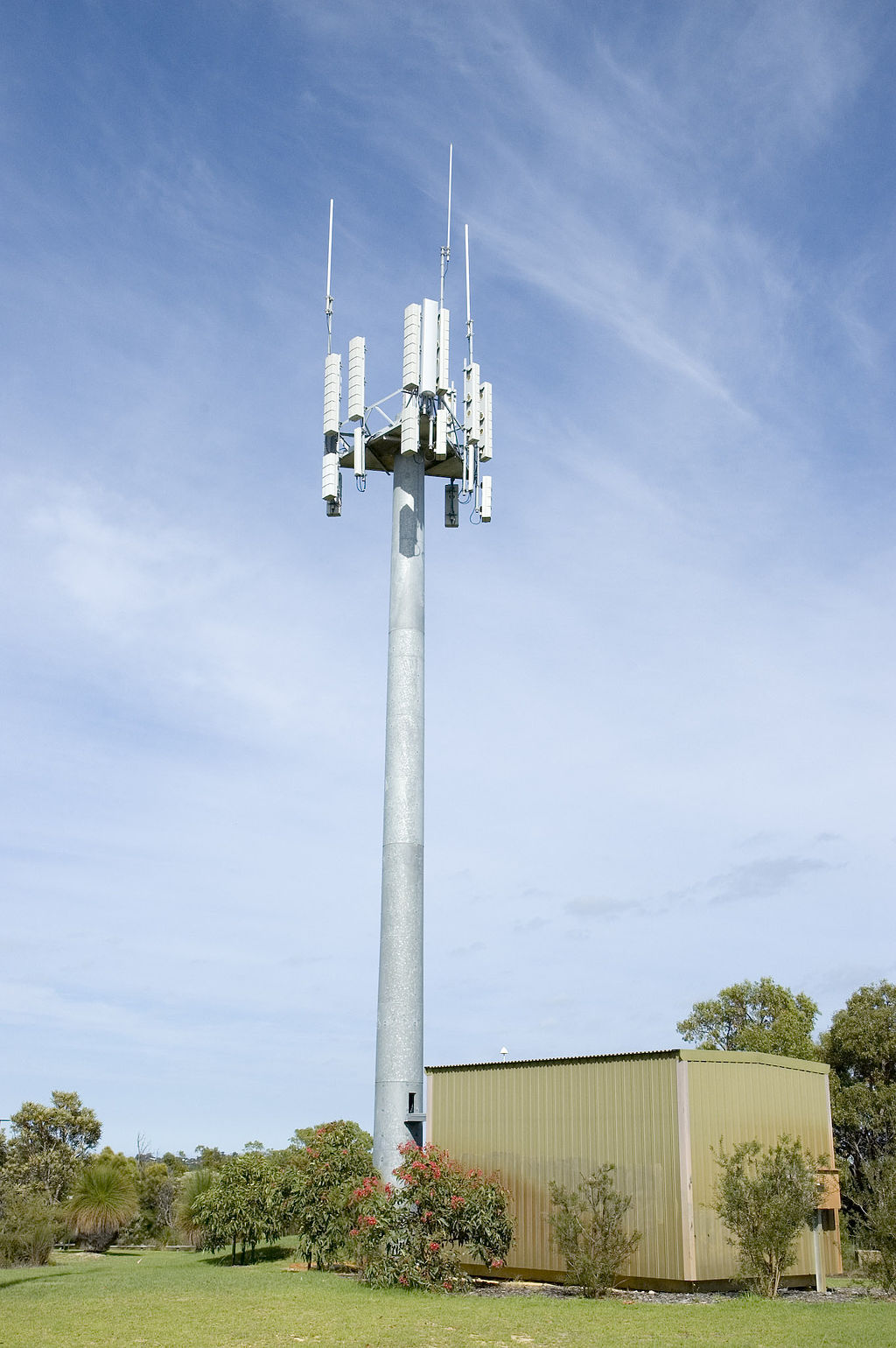 Mobile Phone Towers are Nearly Ubiquitous and Have Very Poor Energy Efficiency