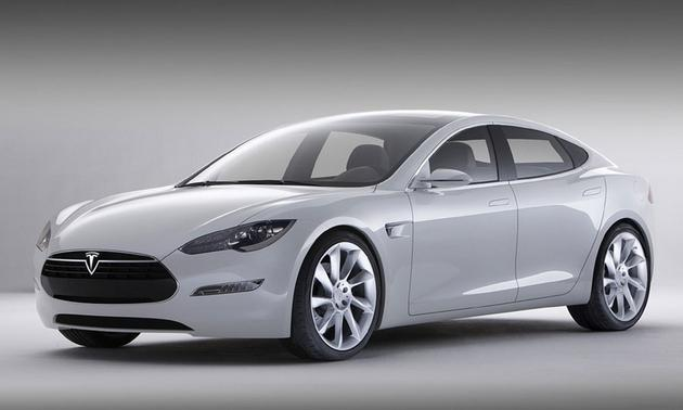 Tesla Model S is Outselling Everything Else in its Class